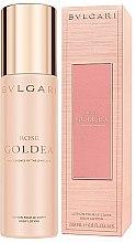 Düfte, Parfümerie und Kosmetik Bvlgari Rose Goldea - Körperlotion