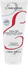 Düfte, Parfümerie und Kosmetik Straffende Körpercreme - Embryolisse 365 Cream Body Firming Care