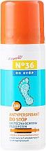 Düfte, Parfümerie und Kosmetik Fußdeodorant 4in1 - Pharma CF No.36 Deodorant