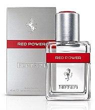 Düfte, Parfümerie und Kosmetik Ferrari Red Power - Eau de Toilette (Mini)