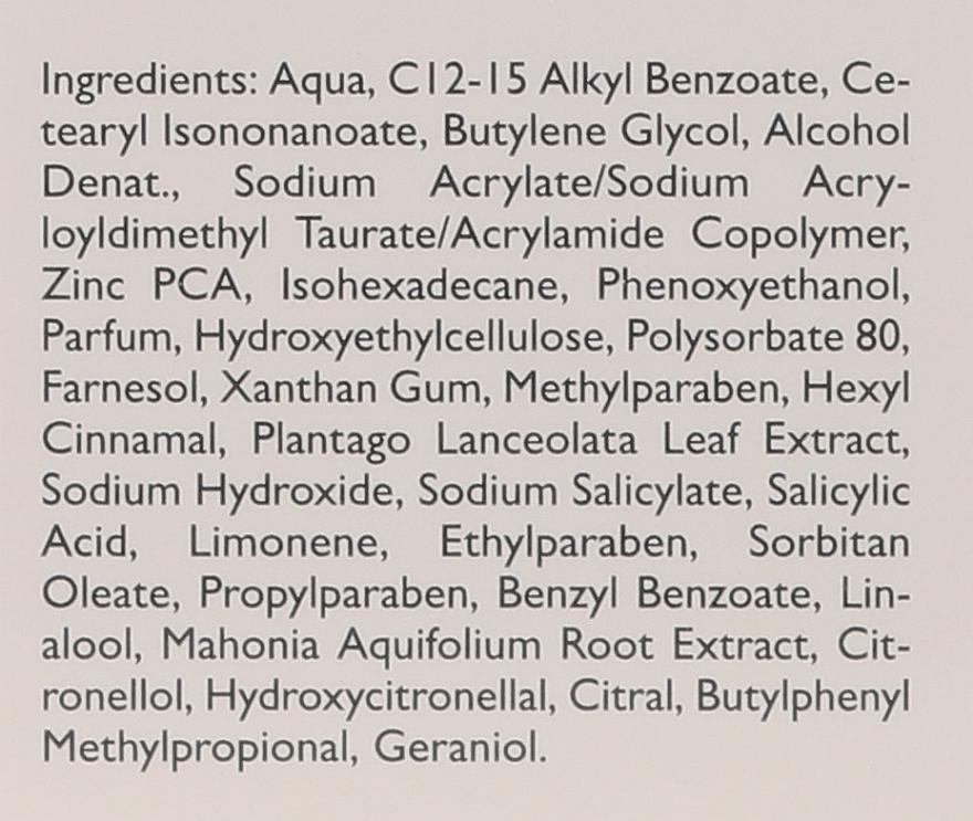 Hautklar-Fluid für fettige Haut - Alcina FM Skin Clarifying Fluid — Bild N4