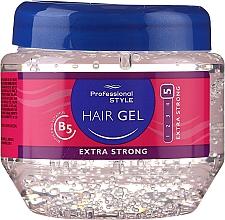 Düfte, Parfümerie und Kosmetik Haargel starke Fixierung - Professional Style Hair Gel Extra Strong