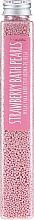 Düfte, Parfümerie und Kosmetik Badeperlen mit Erdbeerduft - IDC Institute Bath Pearls Strawberry