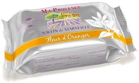 Seife Orange - Ma Provence Marseille Soap Orange