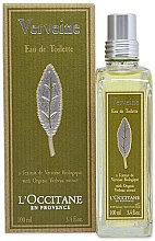 Düfte, Parfümerie und Kosmetik L'Occitane Verbena - Eau de Toilette (Tester ohne Deckel)