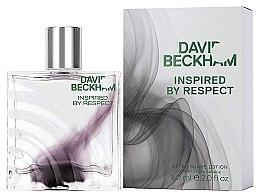 Düfte, Parfümerie und Kosmetik David Beckham Inspired by Respect - After Shave Lotion