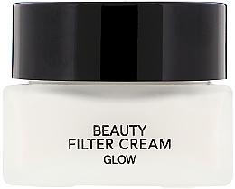 Düfte, Parfümerie und Kosmetik Aufhellende Gesichtscreme - Son & Park Beauty Filter Cream Glow