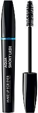 Düfte, Parfümerie und Kosmetik Wasserfeste Wimperntusche für mehr Volumen und Länge - Make Up For Ever Aqua Smoky Lash Mascara