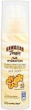 Düfte, Parfümerie und Kosmetik Feuchtigkeitsspendende Sonnenschutzlotion für den Körper SPF 50 - Hawaiian Tropic Silk Hydration Air Soft Lotion SPF 50