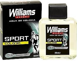 Düfte, Parfümerie und Kosmetik Eau de Cologne - Williams Expert Sport Colonia