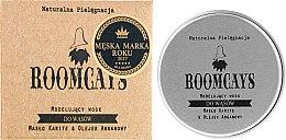 Düfte, Parfümerie und Kosmetik Bart- und Schnurrbartwachs mit Sheabutter und Arganöl - Roomcays