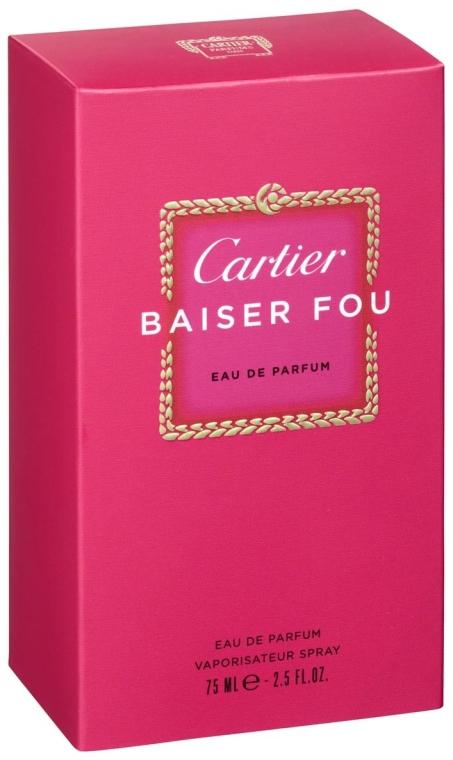 Cartier Baiser Fou - Eau de Parfum