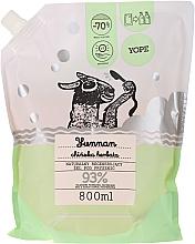 Düfte, Parfümerie und Kosmetik Duschgel mit grünem Tee - Yope Yunnan Shower Gel (Doypack)