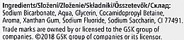Zahnpasta mit Fluoride gegen Zahnfleischbluten - Parodontax F — Bild N7