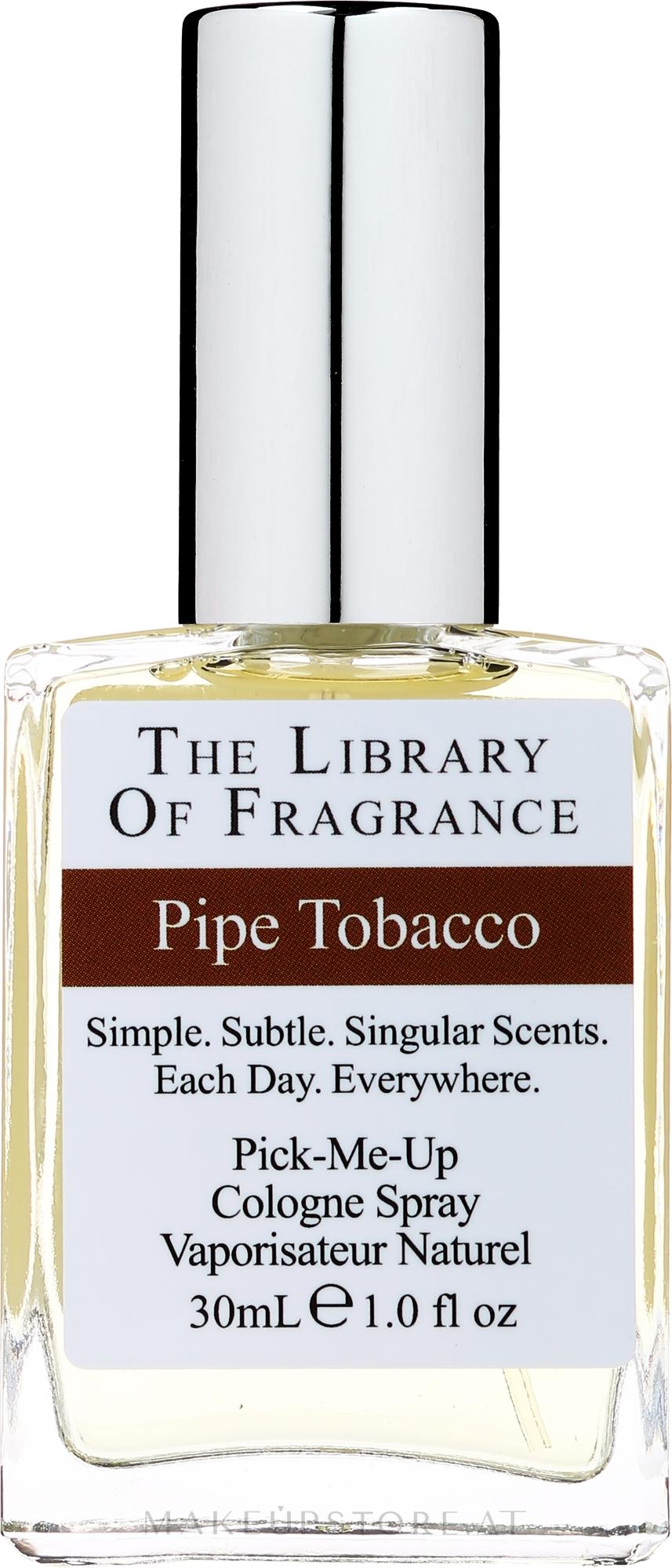 Demeter Fragrance Pipe Tobacco - Parfüm — Bild 30 ml