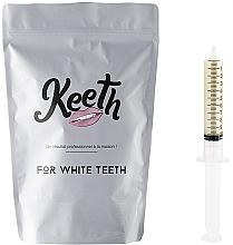 Düfte, Parfümerie und Kosmetik Zahnaufhellungs-Ersatzpatronen-Set Kokosnuss - Keeth Coconut Refill Pack