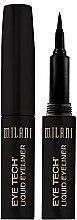 Düfte, Parfümerie und Kosmetik Marker Eyeliner - Milani Eye Tech Liquid Eye Liner