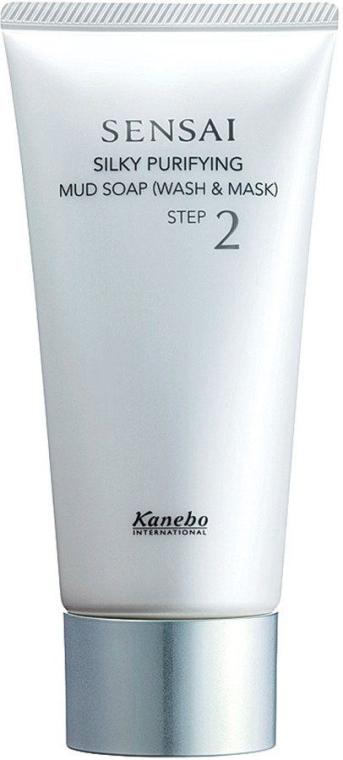 Schlammseife (Reinigung und Maske) - Kanebo Sensai Mud Soap — Bild N1