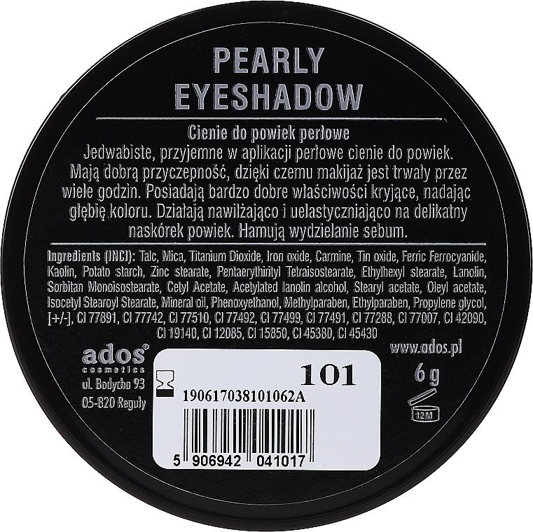 Lidschatten - Ados Special Effect Eye Shadows — Bild N2