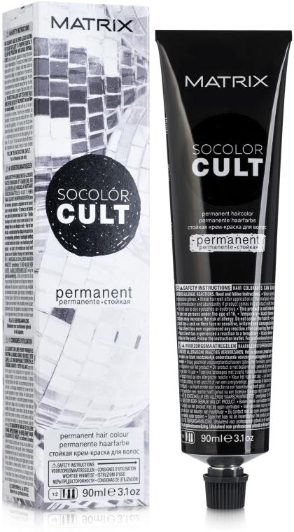 Permanente Haarfarbe - Matrix Socolor Cult Permanent Haircolor