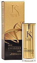 Düfte, Parfümerie und Kosmetik Regenerierendes Augenkonturserum - Fytofontana Stem Cells EyeContour Serum
