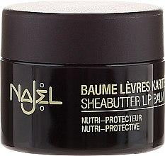 Düfte, Parfümerie und Kosmetik Lippenbalsam - Najel Shea Butter Lip Balm
