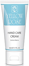 Düfte, Parfümerie und Kosmetik Pflegende Handcreme - Yellow Rose Hand Care Cream