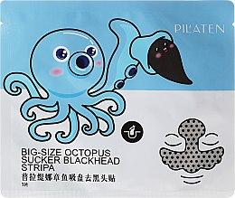 Düfte, Parfümerie und Kosmetik Nasenporenstreifen - Pilaten Big-Size Octopus Blackhead Strip