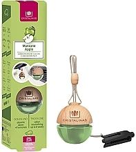 Düfte, Parfümerie und Kosmetik Auto-Lufterfrischer Apfel - Cristalinas Apple