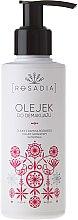 Düfte, Parfümerie und Kosmetik Rosadia - Sanftes Reinigungsöl mit Rosenbaum- und Geranienöl und Vitamin E