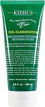 Düfte, Parfümerie und Kosmetik Gesichtsreinigungsgel mit Aprikosenkern - Kiehl's Oil Eliminator Deep Cleansing Exfoliating Face Wash