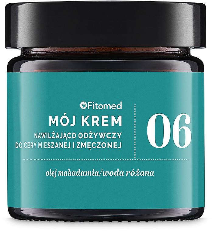 Gesichtscreme mit Weizenkeimöl - Fitomed Cream With Wheat Germ Oil Nr6
