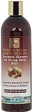 Düfte, Parfümerie und Kosmetik Regenerirendes Haarshampoo mit marokkanischem Arganöl - Health And Beauty Argan Treatment Shampoo for Strong Shiny Hair