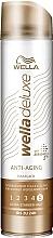 Düfte, Parfümerie und Kosmetik Anti-Aging Haarlack für mehr Fülle und Glanz Ultra starker Halt - Wella Deluxe Anti-Aging Ultra Strong