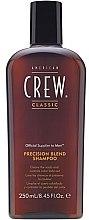 Düfte, Parfümerie und Kosmetik Shampoo für geschädigtes und gefärbtes Haar - American Crew Classic Precision Blend Shampoo