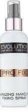 Make-up-Fixierer - Makeup Revolution Base Fix Super Hold Fixing Spray — Bild N3