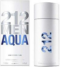 Düfte, Parfümerie und Kosmetik Carolina Herrera 212 Men Aqua - Eau de Toilette
