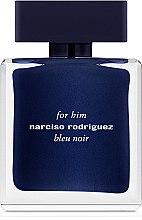 Düfte, Parfümerie und Kosmetik Narciso Rodriguez for Him Bleu Noir - Eau de Toilette (Tester mit Deckel)