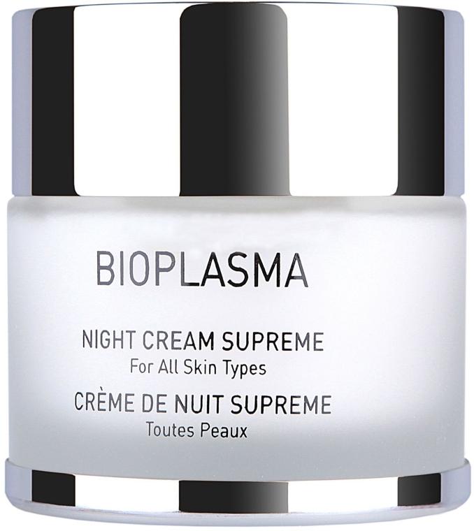 Pflegende Nachtcreme - Gigi Bioplasma Night Cream Supreme — Bild N2