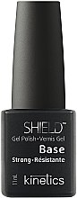 Düfte, Parfümerie und Kosmetik Base Gellack für beschädigte Nägel - Kinetics Shield Strong Base