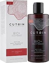 Düfte, Parfümerie und Kosmetik Aktives Anti-Schuppen Shampoo - Cutrin Bio+ Active Anti-Dandruff Shampoo