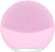 Düfte, Parfümerie und Kosmetik Reinigende Smart-Massagebürste für das Gesicht Luna Mini 3 Pearl Pink - Foreo Luna Mini 3 Facial Cleansing Brush Pearl Pink