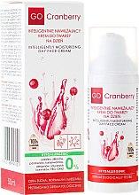 Düfte, Parfümerie und Kosmetik Tägliche feuchtigkeitsspendende Gesichtscreme mit Preiselbeeren - GoCranberry Day Face Cream