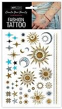 Düfte, Parfümerie und Kosmetik Flash Tattoos Sterne - Art Look