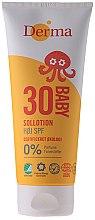 Düfte, Parfümerie und Kosmetik Sonnenschutzcreme für Kinder SPF 30 - Derma Sun Baby Sollotion SPF30
