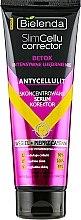 Düfte, Parfümerie und Kosmetik Anti-Celullite Körperserum mit Cayennepfeffer - Bielenda Slim Cellu Corrector Detox