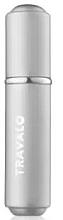 Düfte, Parfümerie und Kosmetik Nachfüllbarer Parfümzerstäuber Silber - Travalo Roma Silver