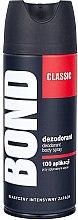 Düfte, Parfümerie und Kosmetik Deodorant - Bond Expert Classic Deodorant Body Spray