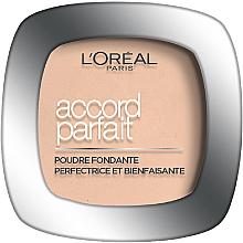 Kompaktpuder - L'Oreal Paris Accord Perfect Compact Powder — Bild N2