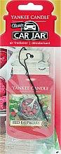 Düfte, Parfümerie und Kosmetik Papier-Lufterfrischer Red Raspberry - Yankee Candle Car Jar Red Raspberry